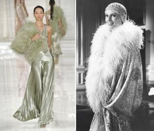 Moda y Cine El gran Gatsby 1974